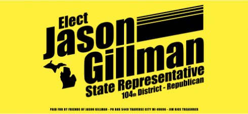 Jason Gillman For Michigan
